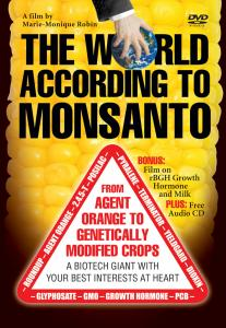 The World According to Monsanto (DVD)