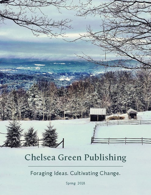 Chelsea Green Spring 2018 Frontlist Titles