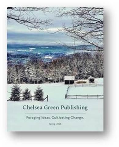 Chelsea Green Spring 2018 Frontlist Titles